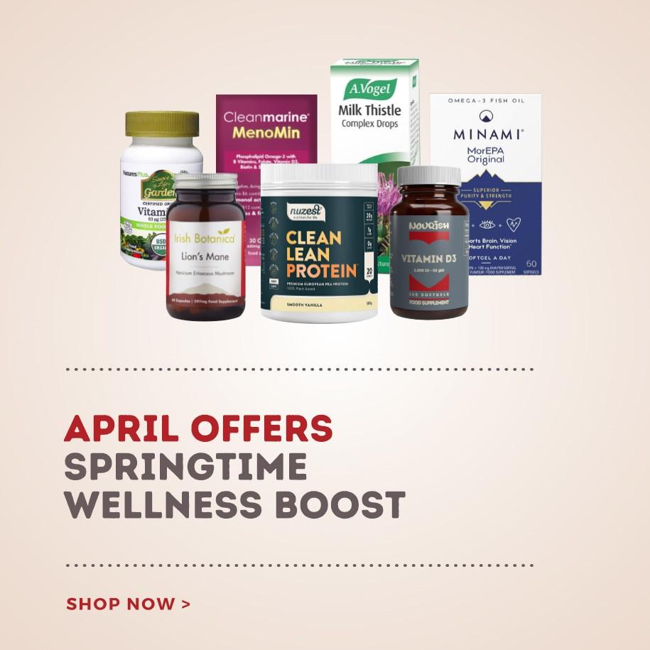 April Offers