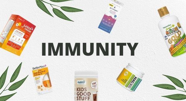 Nourish Back to School Immunity Kids