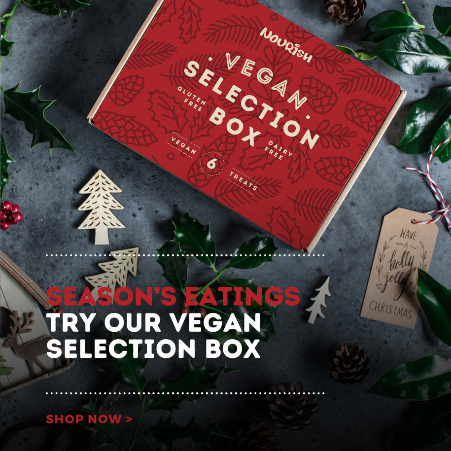 Nourish Vegan Selection Box