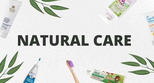 Nourish Back to School Natural Care Kids