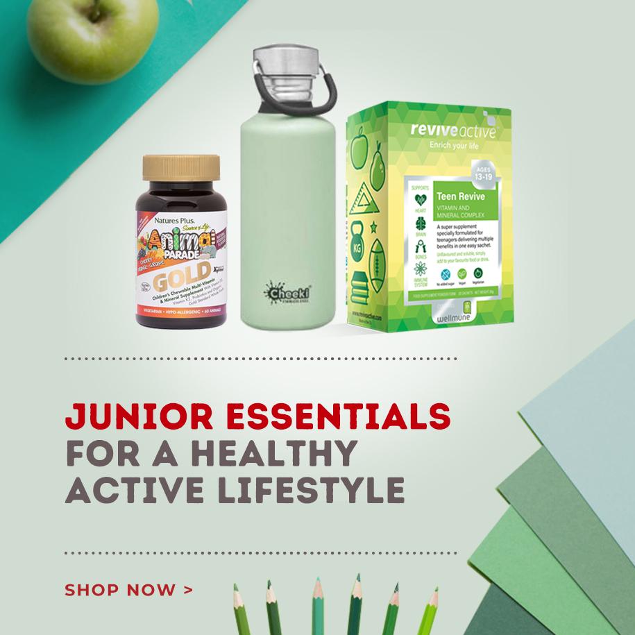 Nourish revive Junior Essentials