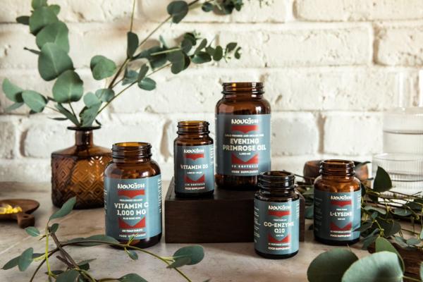 Nourish Supplements