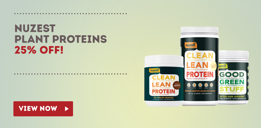 Nuzest Plant Protein Special Offer Graphic
