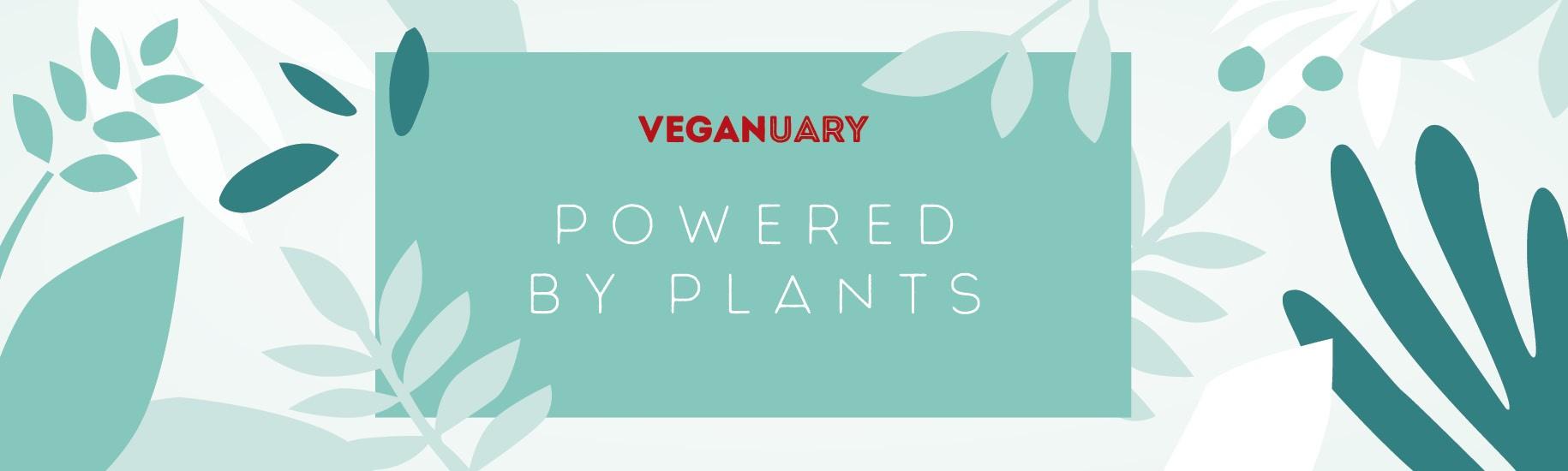 Nourish Veganuary