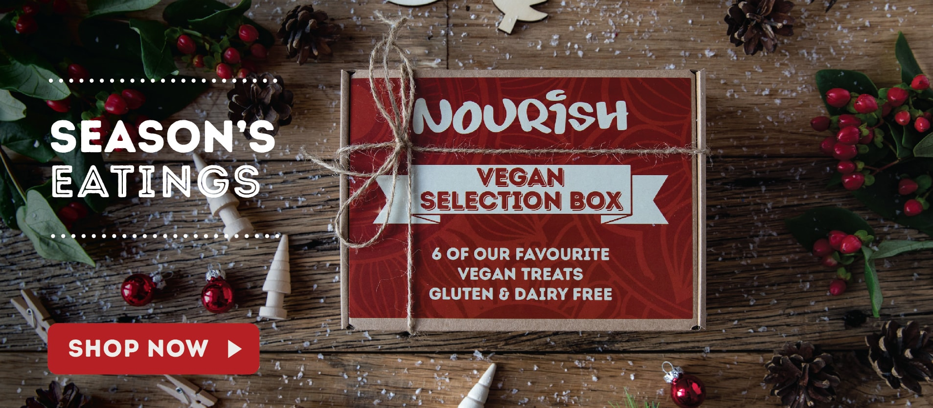 Vegan Selection Box