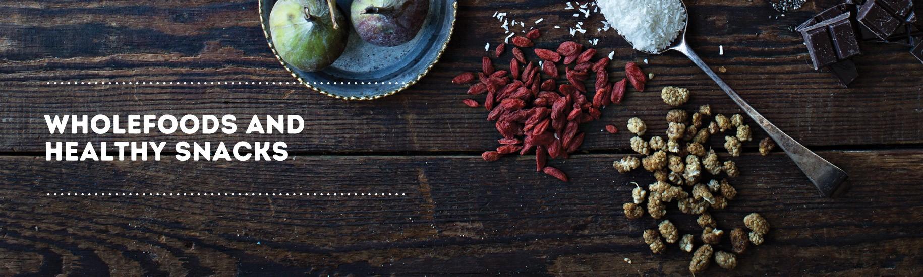 Nourish Wholefoods Pantry Essentials Food & Drink