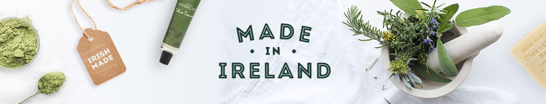 Nourish Made in Ireland - Skincare