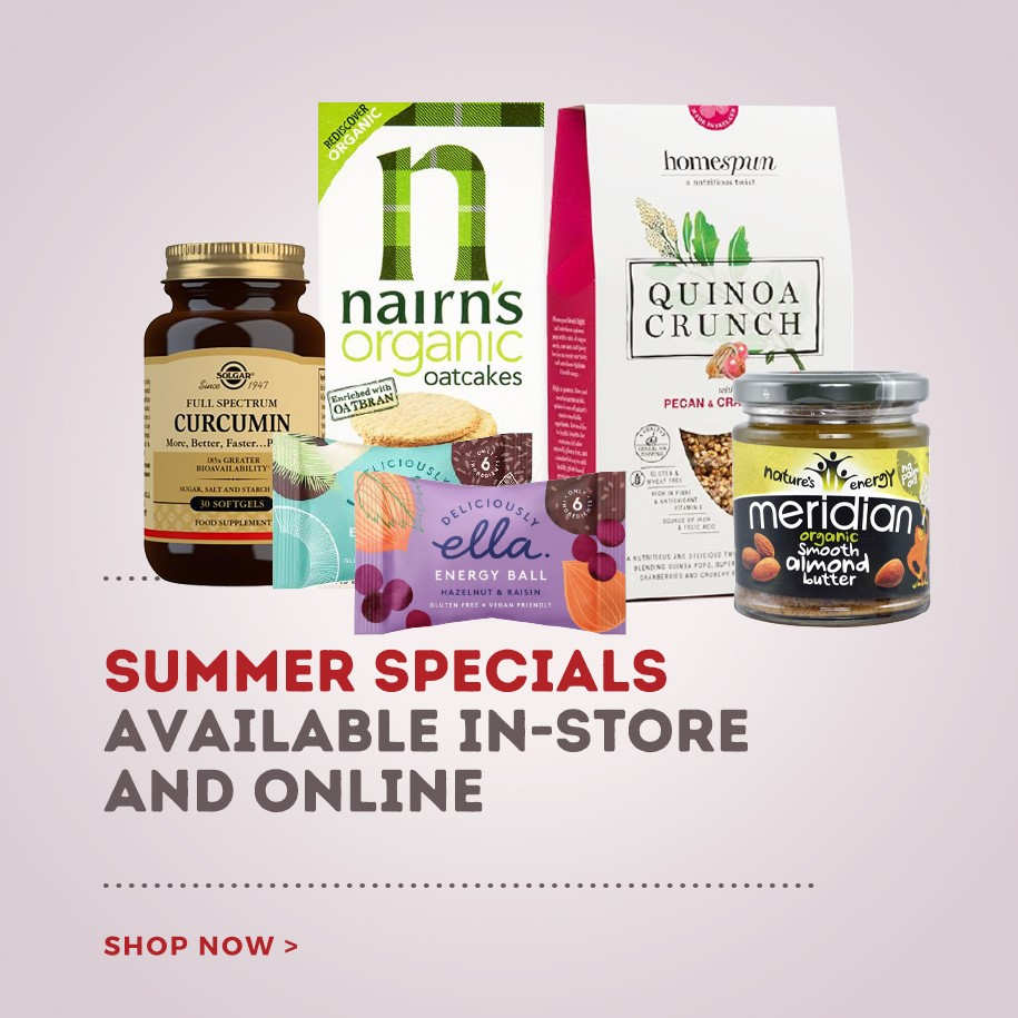 June Special Offers Graphic