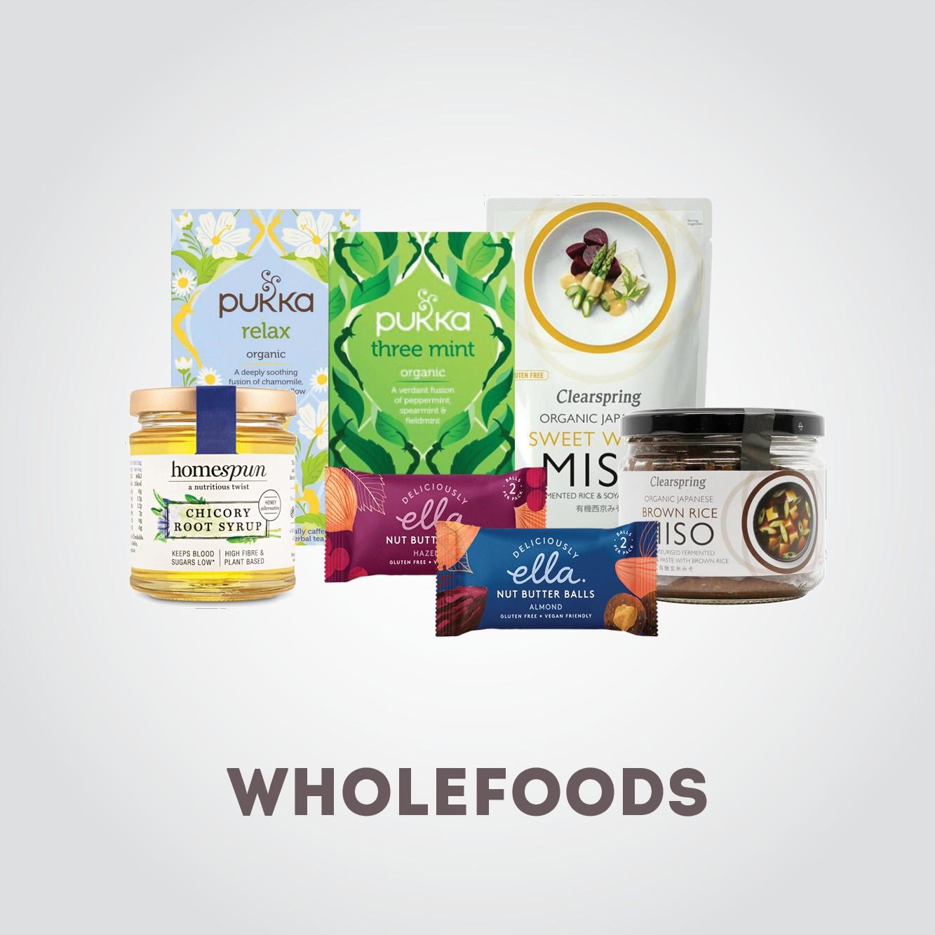 Nourish Wholefoods Go Vegan Powered by Plants