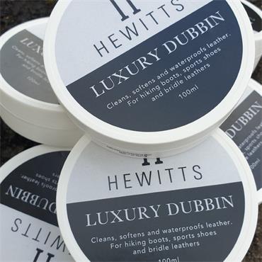 HEWITTS LUXURY DUBBIN 100ML - NATURAL