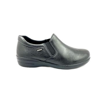 ALPINA WOMENS ALPITEX GUSSET SHOE - BLACK