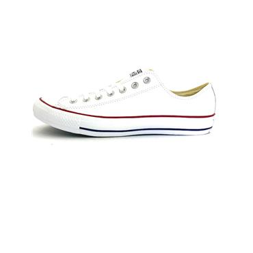 CONVERSE LEATHER OX - WHITE