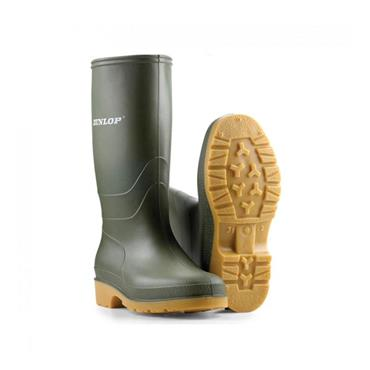 DUNLOP WELLY - GREEN