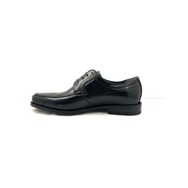 LUISETTI MENS DRESS STITCH LACE SHOE - BLACK