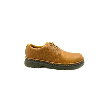 DR.MARTENS MENS 3 EYE LACE SHOE - TAN