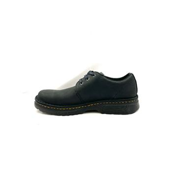 DR MARTENS 3 EYE LACE SHOE - BLACK