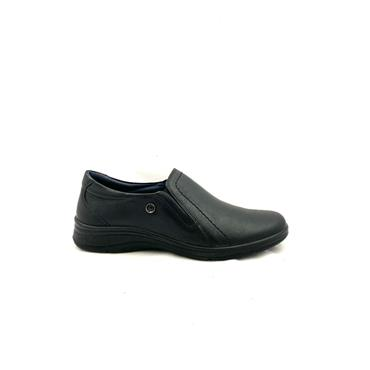 PITILLOS WOMENS SLIP ON HIGH CUT - BLACK