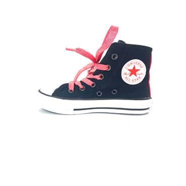CONVERSE TWO FOLD BOOT - BLACK DIVA PINK