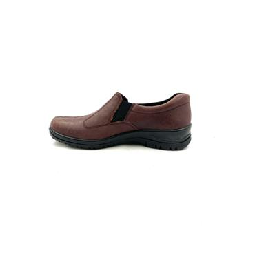 ALPINA WOMENS ALPITEX HIGH CUT SHOE - BURGUNDY