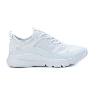 XTI WOMENS LACE TRAINER - WHITE