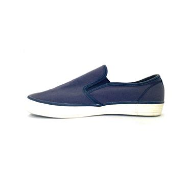 S OLIVER LDS CANVAS SHOE - NAVY