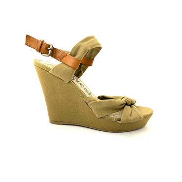REFRESH SANDAL - TAUPE