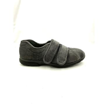 EASY B GTS 2V HAMILTON 2VELSTRAP SLIPPER - GREY