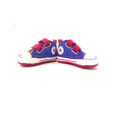 CONVERSE 2V CRIB BOOT - PERIWINKLE
