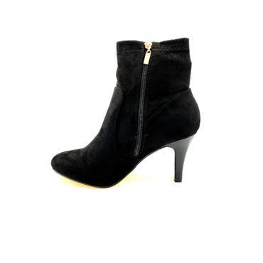 KATE APPLEBY LDS ZIP ANKLE BOOT - BLACK