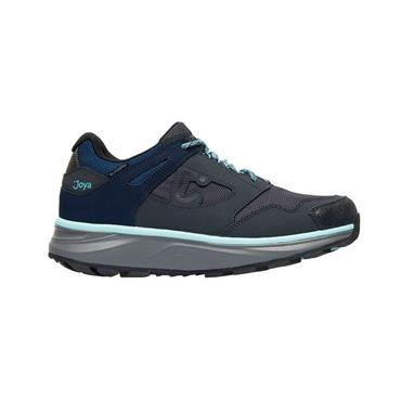 JOYA WOMENS ORTHOLITE LACE TRAINER - GREY BLUE