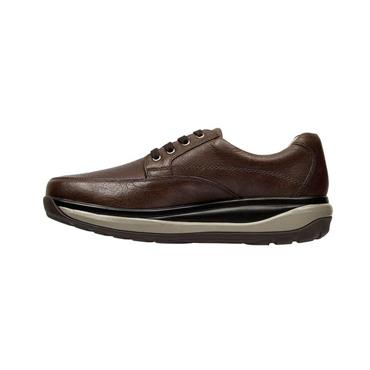 JOYA MENS ORTHOLITE LACE SHOE - BROWN