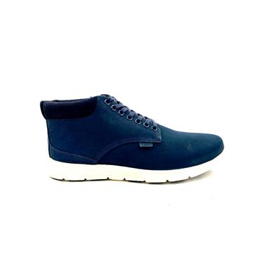 DIESEL GTS PADDED TOP TIE ANKLE BT - NAVY