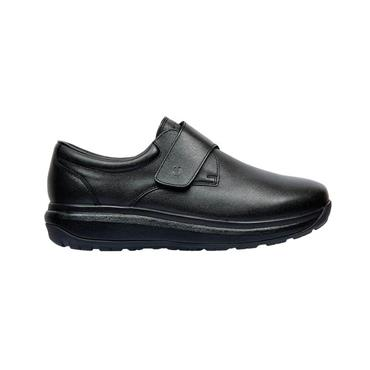 JOYA MENS ORTHOLITE VELCRO SHOE - BLACK