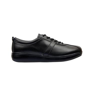 JOYA LDS TIE SHOE - BLACK