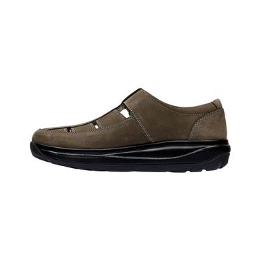JOYA MENS VEL STRAP CLOSED IN SANDAL - DESERT