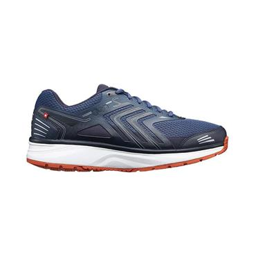 JOYA MENS ORTHOLITE LACE TRAINER - DARK BLUE