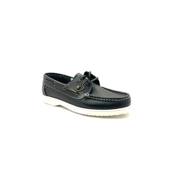 SUSST DECK SHOE - NAVY