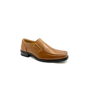 GOOR BOYS DRESS SLIP ON SHOE - TAN