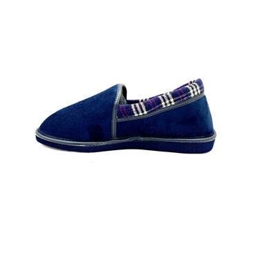 BEREVERE GTS FULL SLIPPER - NAVY