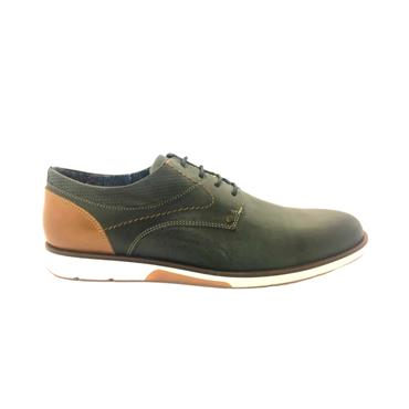 OLIVER FUREY MENS CASUAL LACE SHOE - NAVY