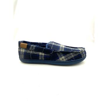 FLEXILBE GTS MOCC CLOED IN SLIPPER - NAVY