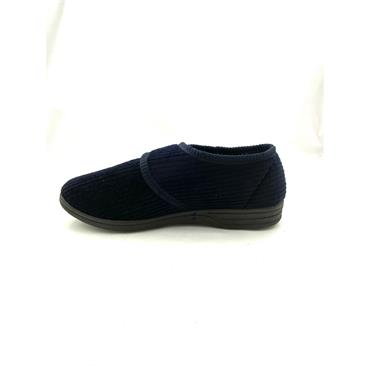 JO & JOE GTS VEL SLIPPER - NAVY