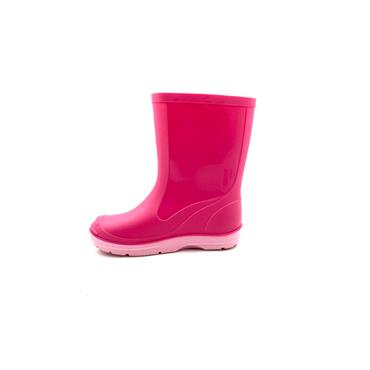 PM GIRLS ELEPHANT WELLY - PINK