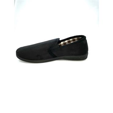 FLEXIBLE GTS FULL SLIPPER - BLACK