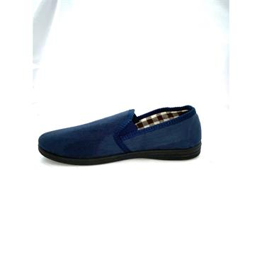 FLEXIBLE GTS FULL SLIPPER - NAVY