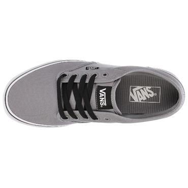 VANS MENS OLD SKOOL ATWOOD LACE SHOE - GREY WHITE