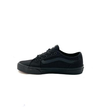 VANS LDS FILMORE CANVAS TIE RETRO - BLACK