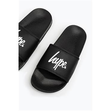 HYPE KIDS SLIDE - BLACK