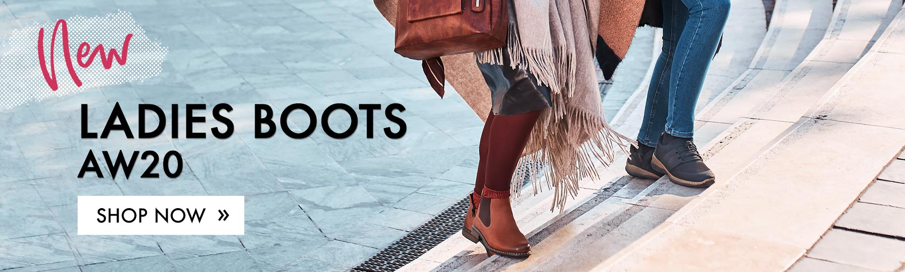Ladies Autumn Winter 20 Boots