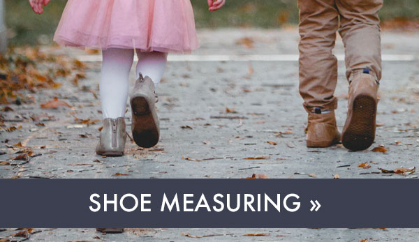 Shoe measuring advice